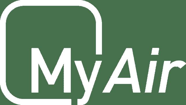 MyAir Smart Air Conditioning logo
