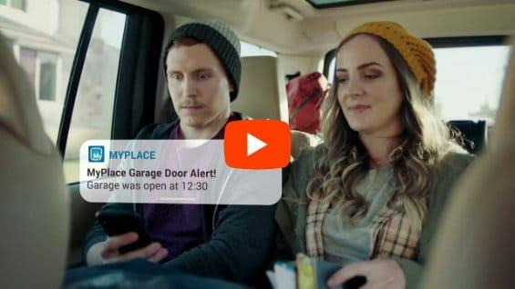garage door home automation brisbane