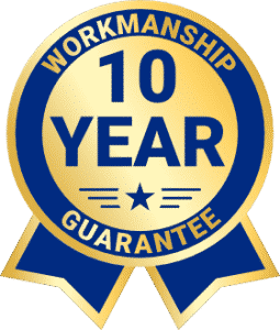 10 year workmanship guarantee