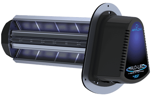 RGF REME Halo LED Ducted Air Purifier Brisbane