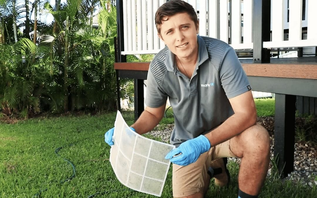 How to Clean Split Air Conditioner Filter