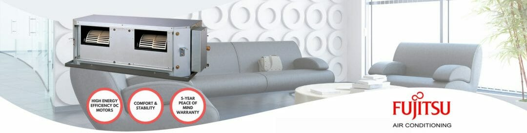 Fujitsu Ducted Air Conditioners