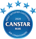 Mitsubishi Heavy Industries Air Conditioners Canstar Most Satisfied Customers