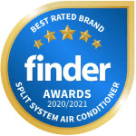 Mitsubishi Heavy Industries Air Conditioners Finder Awards