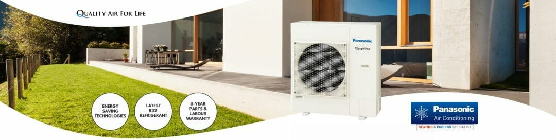 Panasonic Ducted Air Conditioners Brisbane